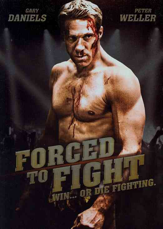 FORCED TO FIGHT BY DANIELS,GARY (DVD)