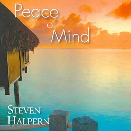PEACE OF MIND BY HALPERN,STEVEN (CD)