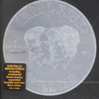 E PLURIBUS FUNK BY GRAND FUNK RAILROAD (CD)