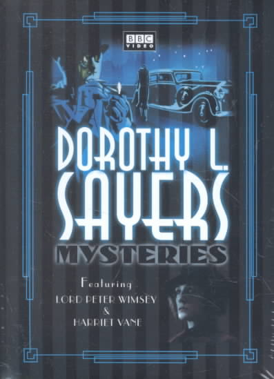 DOROTHY L SAYERS MYSTERIES 3PK SET BY SAYERS,DOROTHY L. (DVD)